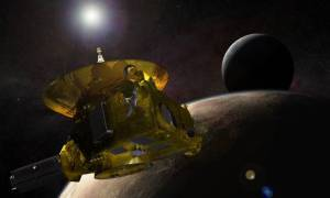 Aplikacja pozwalająca oglądać lot New Horizons w czasie rzeczywistym