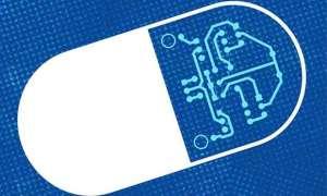 Inteligentna pigułka z biodegradowalną baterią