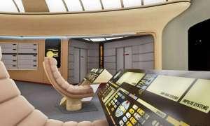 Wirtualna wycieczka w świecie Star Treka – zwiedzimy cały USS Enterprise