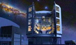 Rozpoczęto budowę Giant Magellan Telescope