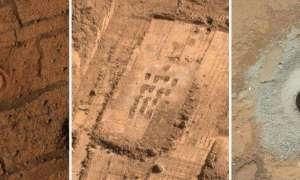 Ślady naszej cywilizacji na Marsie