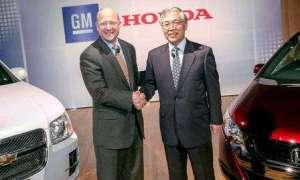 General Motors i Honda planują wspólnie produkować ogniwa paliwowe