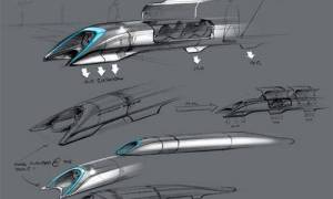 Konkurs na budowę Hyperloop Poda