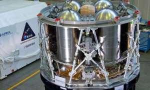 Pierwsze próby paneli słonecznych statku kosmicznego Orion