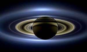 Pierścienie Saturna prawdopodobnie powstały w czasach dinozaurów