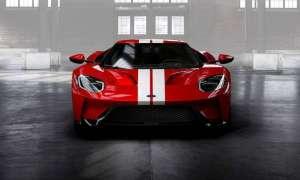 Pierwsze oficjalne obrazy przedstawiające Forda GT