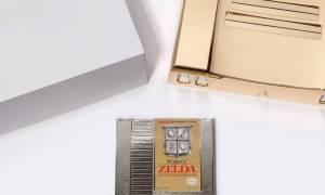 Zakup sobie konsolę NES wykonaną z 24-karatowego złota