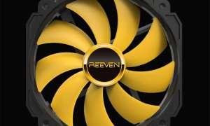 Test wentylatora Reeven Coldwing 14