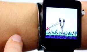 SkinTrack zamieni Twoją rękę w interfejs smartwatcha