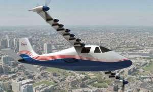 X-57: elektryczny samolot NASA