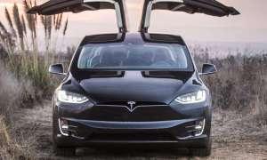 Nowa, tańsza Tesla Model X