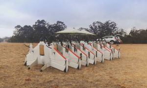 Google rozpocznie testy dronów dostawczych