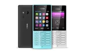 """Microsoft ujawnił światu nowy """"nie-smartfon"""" – Nokia 216"""