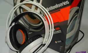 Test headsetu Steelseries Siberia 350