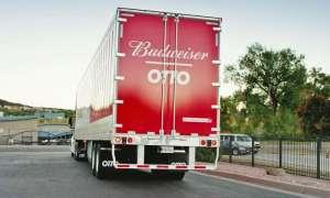 Autonomiczna ciężarówka wykonała pierwszy kurs
