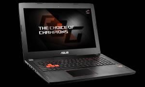 Test laptopa Asus Strix GL502VS