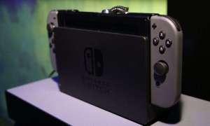 Czy tak wyglądają bebechy Nintendo Switch?