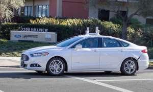 Ford mocno inwestuje w autonomiczne samochody