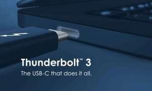 Intel postara się o to, żeby Thunderbolt 3 trafił do większej ilości komputerów