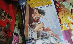 Recenzja komiksu Wonder Woman by Greg Rucka