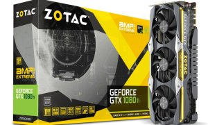 Test karty graficznej ZOTAC GeForce GTX 1080 Ti AMP Extreme
