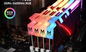 Galax ujawnia gamingowe pamięci RAM