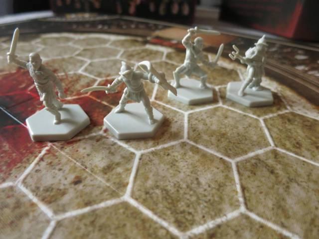 Spartakus figurki