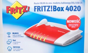 Test routera AVM Fritz!Box 4020
