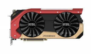 Test karty graficznej Gainward GeForce GTX 1070 Ti Phoenix GS