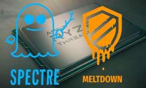 Łatki przeciw luce Spectre w rękach AMD