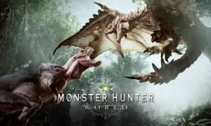 Sprzedaż Monster Hunter World popchnęła Capcom do rozdawnictwa