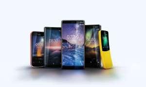 HMD Global prezentuje 5 nowych modeli smartfonów Nokia