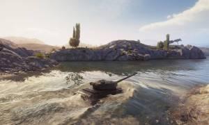 Nowy silnik graficzny w World of Tanks 1.0