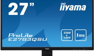 ProLite E2783QSU – najnowszy monitor iiyamy
