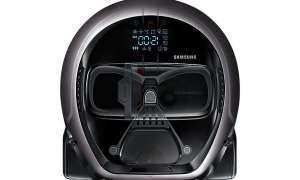 Test robota sprzątającego Samsung VR10M703PW9 Darth Vader