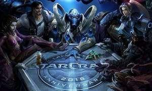 Garść prezentów od Blizzarda na 20. urodziny StarCrafta