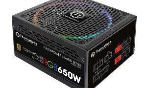 Test zasilacza Thermaltake Toughpower Grand RGB 650W