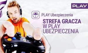 Play ubezpiecza sprzęt gamingowy i wirtualne przedmioty w grach