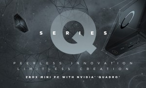 ZOTAC prezentuje Mini PC z grafiką Nvidia Quadro