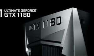 GeForce GTX 1180 pojawił się w bazie TechPowerUp