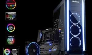 Enermax pokazuje nową obudowę z podświetleniem RGB