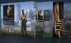 Nowy interfejs wita się z CS:GO