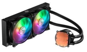 Test chłodzenia Cooler Master MasterLiquid ML240R RGB