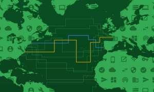 Google chce połączyć Francję i Wirginie… 4000-milowym kablem!