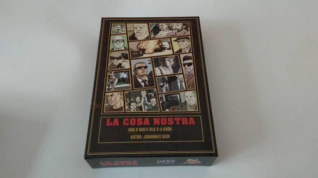 La Cosa Nostra pudło