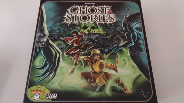 Ghost Stories pudło