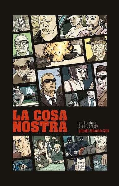 La Cosa Nostra tło