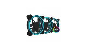 Sigma PRO Corona RGB 120 – podświetlane wentylatory SilentiumPC