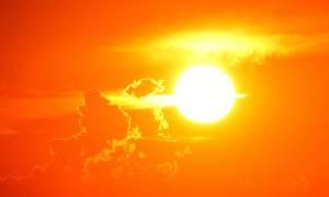 Przepiękne zdjęcie eksplodującego Słońca