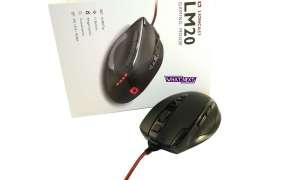 Test myszki Lioncast LM20